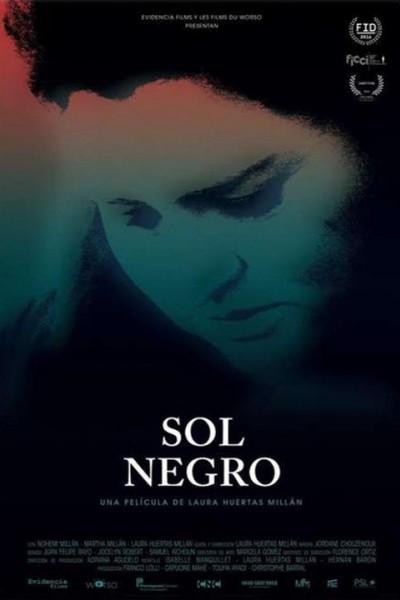 Caratula, cartel, poster o portada de Sol negro