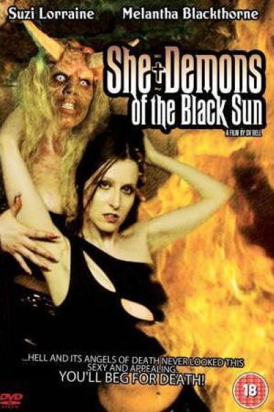 Caratula, cartel, poster o portada de She-Demons of the Black Sun