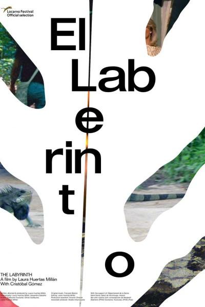Caratula, cartel, poster o portada de El laberinto