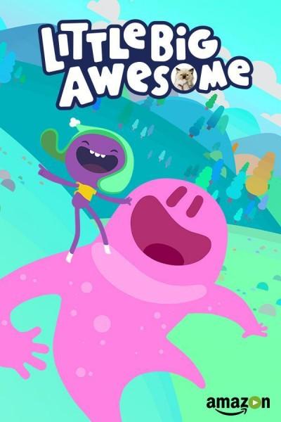 Caratula, cartel, poster o portada de Little Big Awesome