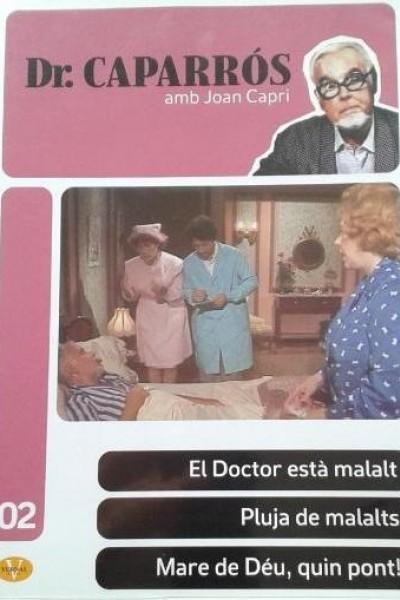 Caratula, cartel, poster o portada de Doctor Caparrós, medicina general