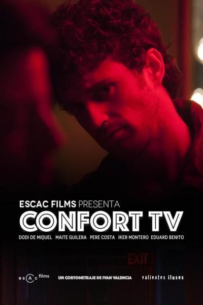 Caratula, cartel, poster o portada de Confort TV