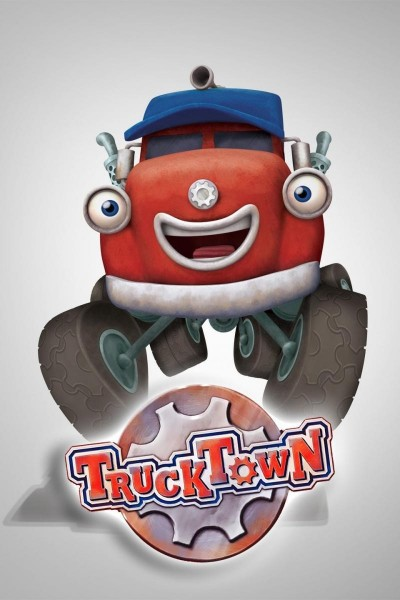 Caratula, cartel, poster o portada de Trucktown