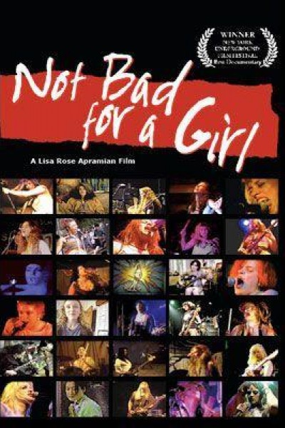 Caratula, cartel, poster o portada de Not Bad for a Girl