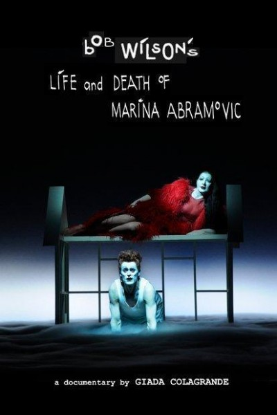 Caratula, cartel, poster o portada de Bob Wilson\'s Life & Death of Marina Abramovic