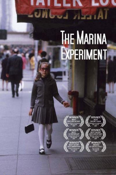 Caratula, cartel, poster o portada de The Marina Experiment