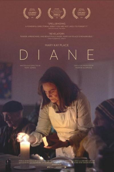 Caratula, cartel, poster o portada de Diane