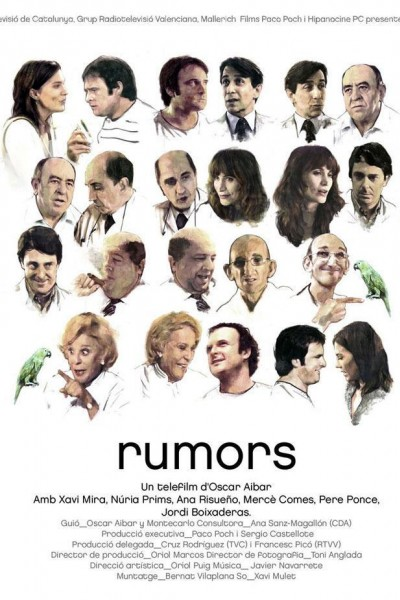 Caratula, cartel, poster o portada de Rumors