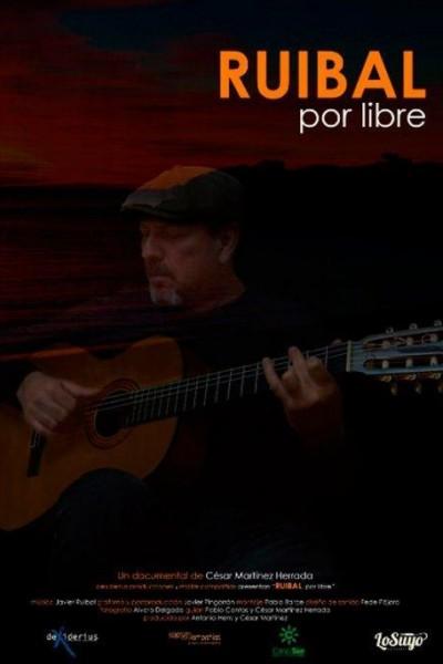 Caratula, cartel, poster o portada de Ruibal, por libre