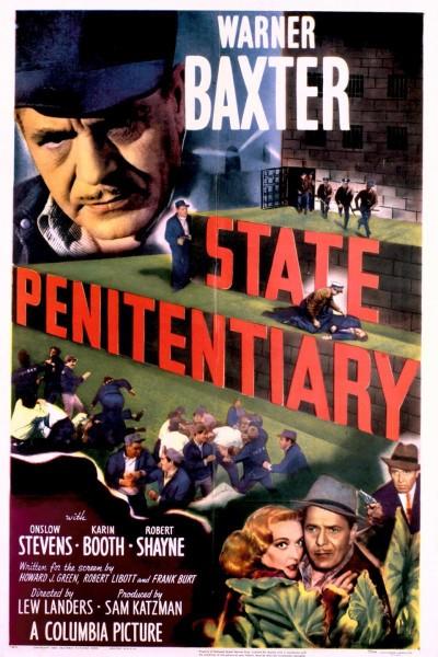 Caratula, cartel, poster o portada de State Penitentiary