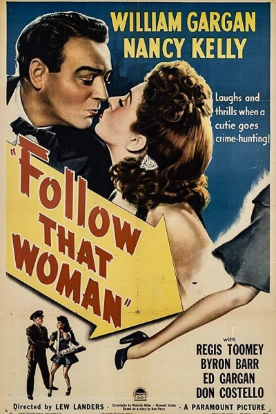 Caratula, cartel, poster o portada de Follow That Woman
