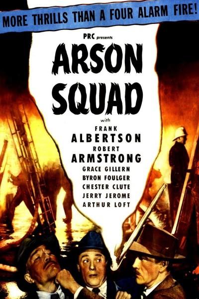 Caratula, cartel, poster o portada de Arson Squad