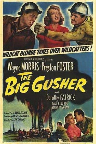 Caratula, cartel, poster o portada de The Big Gusher