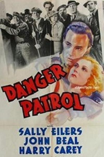 Caratula, cartel, poster o portada de La patrulla del peligro