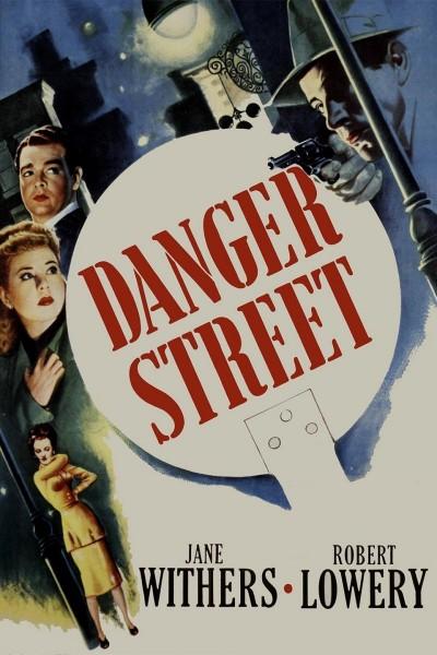 Caratula, cartel, poster o portada de Danger Street
