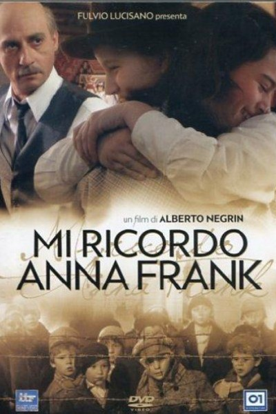 Caratula, cartel, poster o portada de Memorias de Ana Frank