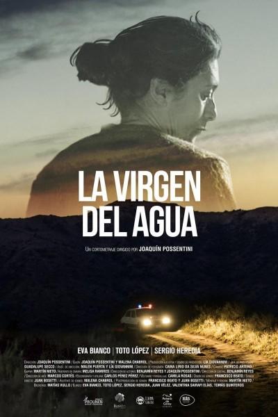 Caratula, cartel, poster o portada de La virgen del agua