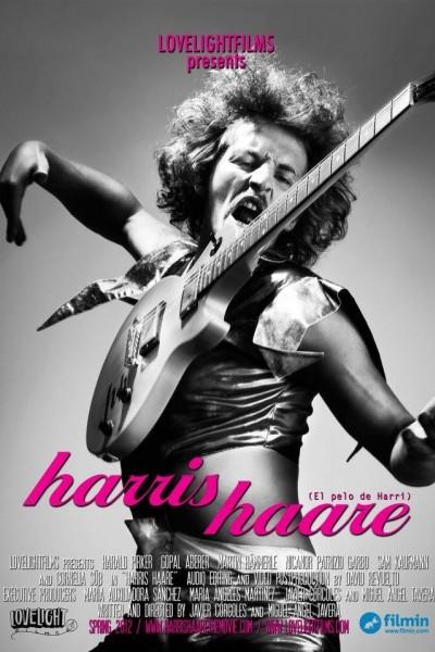 Caratula, cartel, poster o portada de Harris Haare