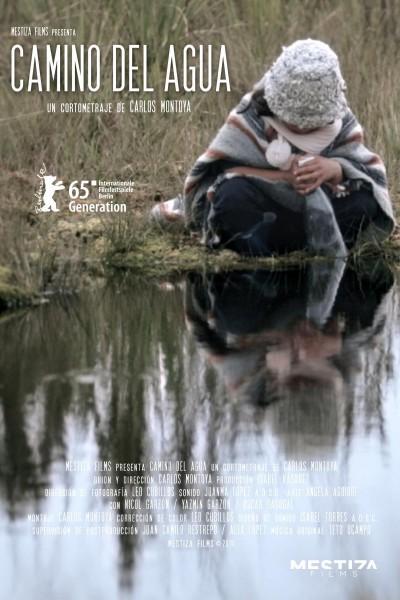 Caratula, cartel, poster o portada de Camino del agua