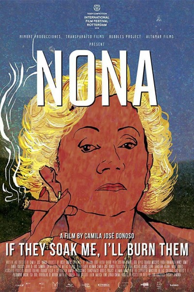Caratula, cartel, poster o portada de Nona. Si me mojan, yo los quemo