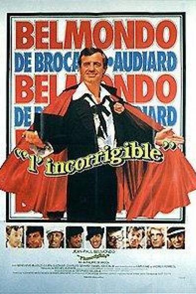 Caratula, cartel, poster o portada de El incorregible