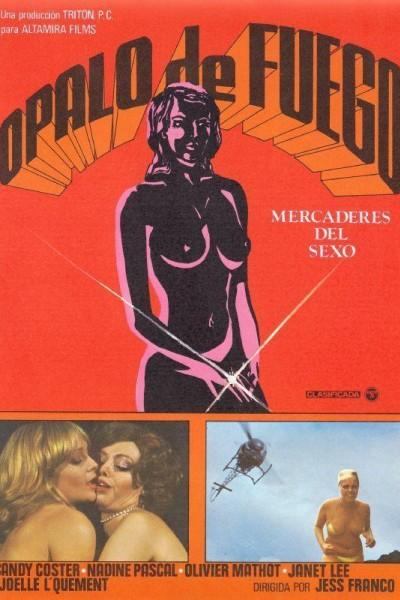 Caratula, cartel, poster o portada de Ópalo de fuego (Mercaderes del sexo)