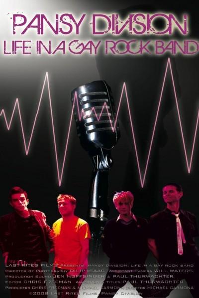 Caratula, cartel, poster o portada de Pansy Division: Life in a Gay Rock Band