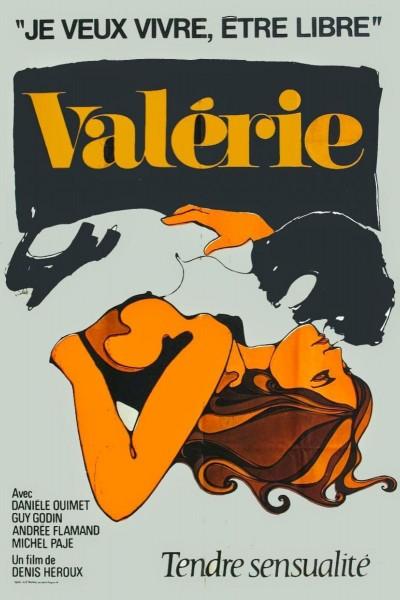 Caratula, cartel, poster o portada de Valérie