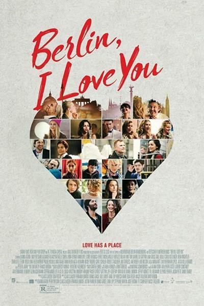 Caratula, cartel, poster o portada de Berlin, I Love You