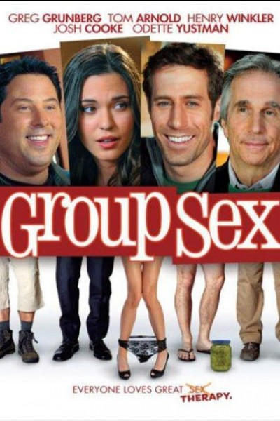 Caratula, cartel, poster o portada de Terapia sexual de grupo