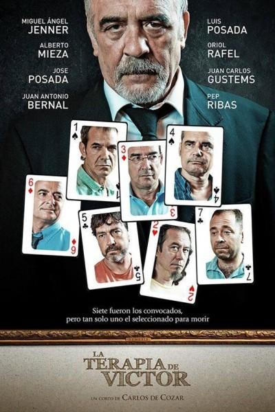 Caratula, cartel, poster o portada de La terapia de Víctor