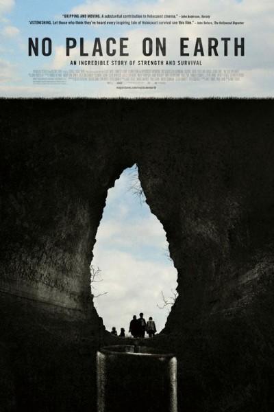 Caratula, cartel, poster o portada de No Place On Earth