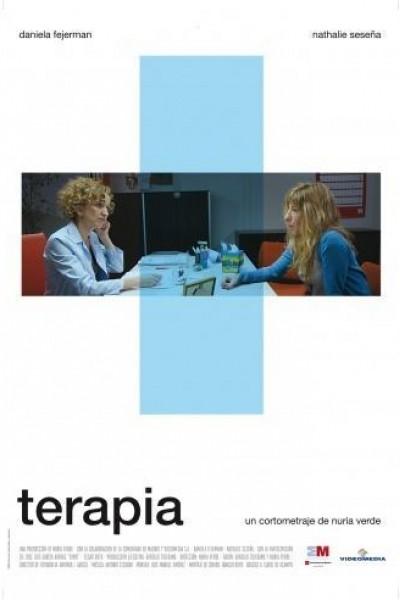 Caratula, cartel, poster o portada de Terapia