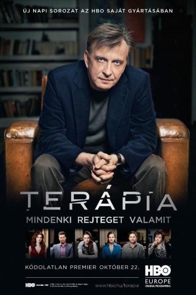 Caratula, cartel, poster o portada de Terápia