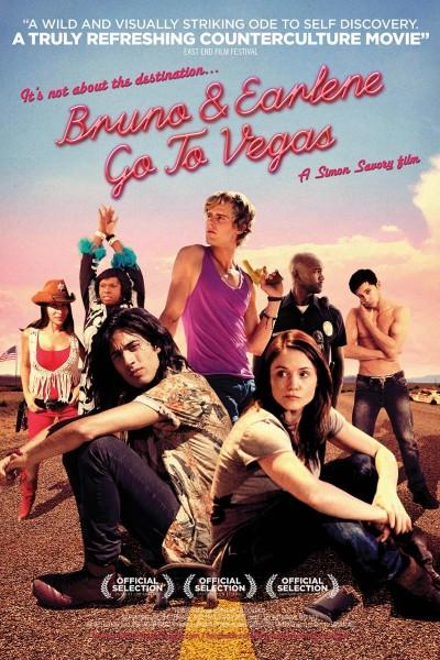 Caratula, cartel, poster o portada de Bruno & Earlene Go to Vegas