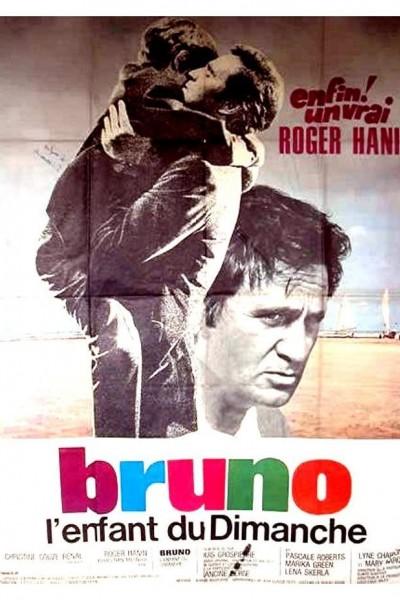 Caratula, cartel, poster o portada de Bruno, l\'enfant du dimanche