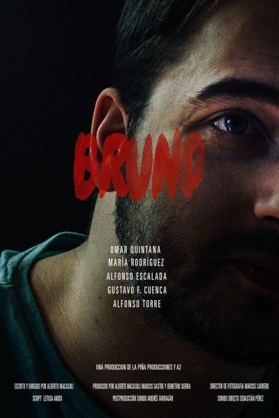 Caratula, cartel, poster o portada de Bruno