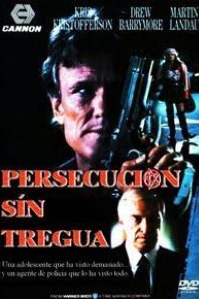 Caratula, cartel, poster o portada de Persecución sin tregua
