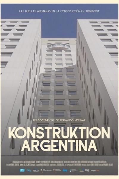 Caratula, cartel, poster o portada de Konstruktion Argentina
