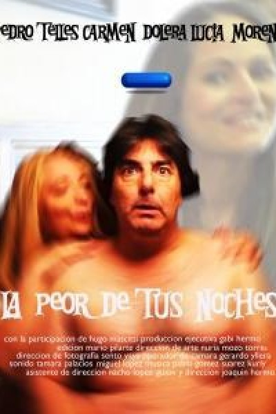 Caratula, cartel, poster o portada de La peor de tus noches