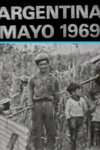 Caratula, cartel, poster o portada de Argentina, mayo de 1969: Los caminos de la liberación