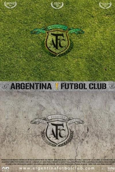 Caratula, cartel, poster o portada de Argentina Fútbol Club
