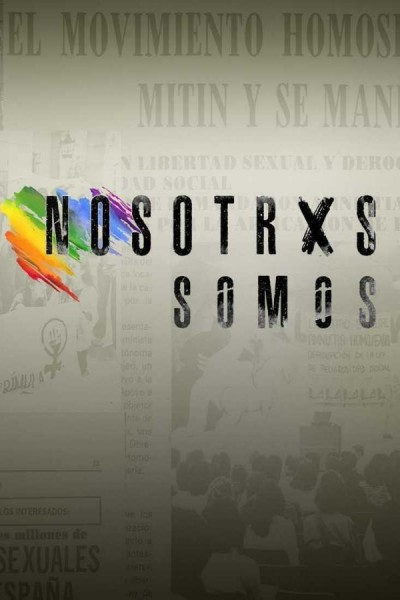 Caratula, cartel, poster o portada de Nosotrxs somos