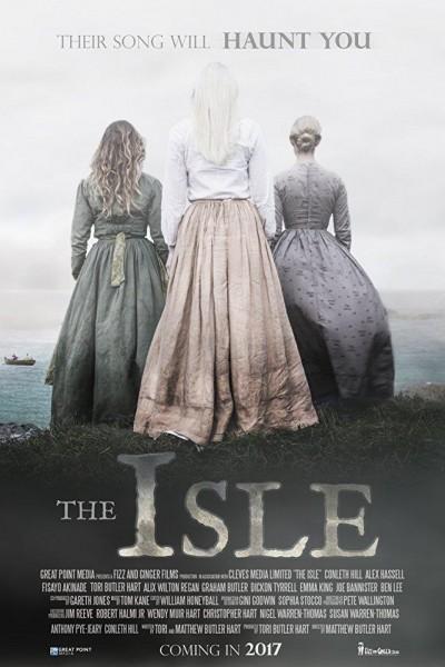 Caratula, cartel, poster o portada de The Isle