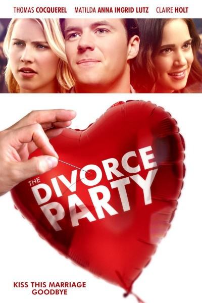 Caratula, cartel, poster o portada de The Divorce Party