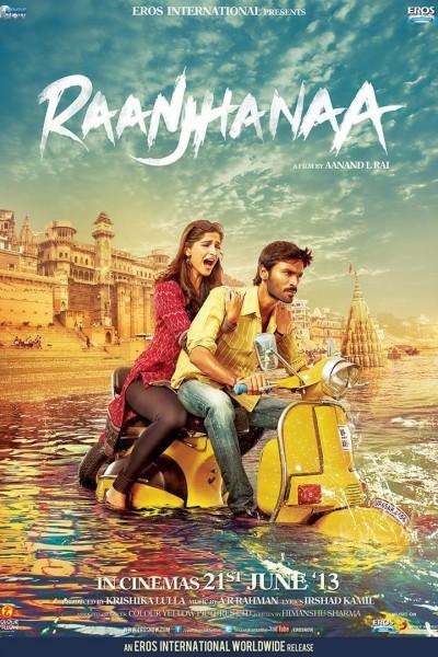 Caratula, cartel, poster o portada de Raanjhanaa
