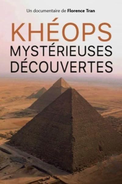 Caratula, cartel, poster o portada de La pirámide de Keops al descubierto