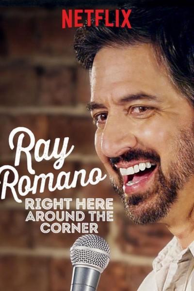 Caratula, cartel, poster o portada de Ray Romano: Right Here, Around The Corner