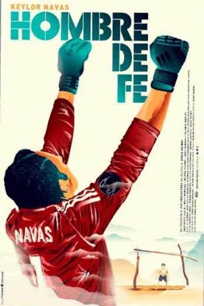 Caratula, cartel, poster o portada de Keylor Navas: Hombre de fe