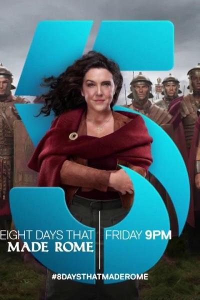 Caratula, cartel, poster o portada de 8 Days That Made Rome